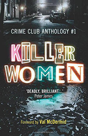 Killer Women Anthology Book Cover